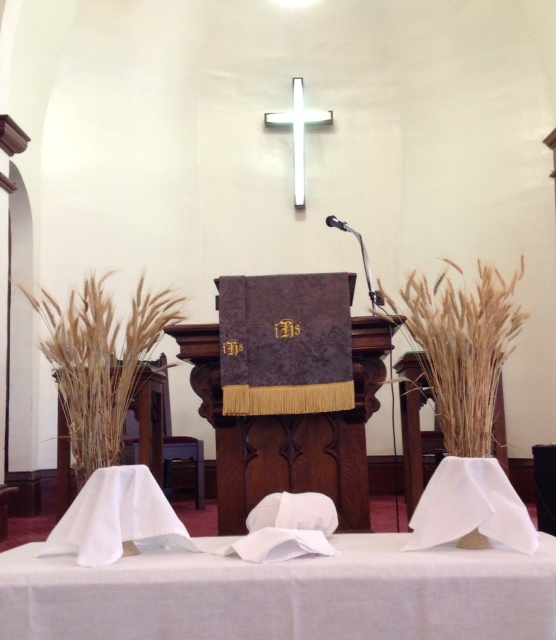 Communion Table 7-2016